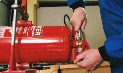 Fire Extinguisher Recharge image