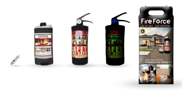 Portable Fire Safety kit image