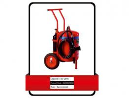 WATER Co2 TYPE -TROLLEY MOUNTED