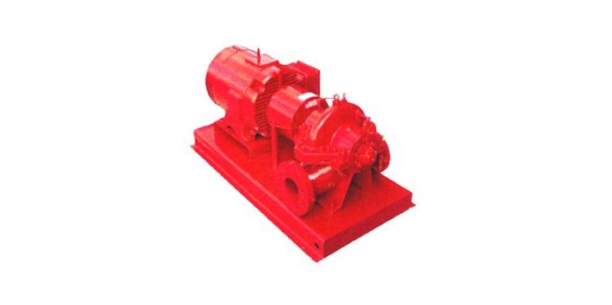 Electric Motor Driven Pumpset