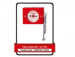 Fire Alarm MCP/AC Type