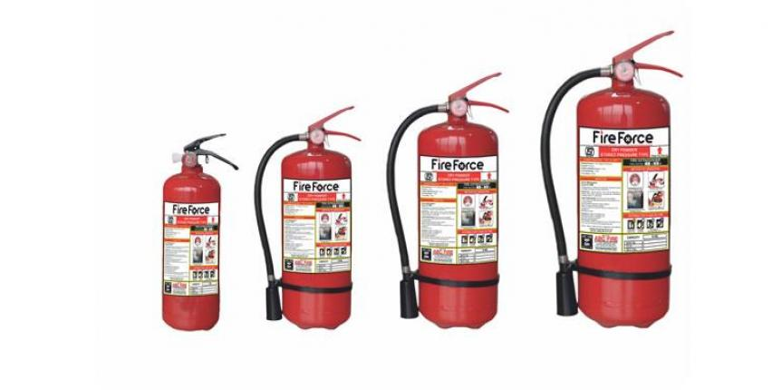 ABC-E Multipurpose Fire Extinguisher – Basic
