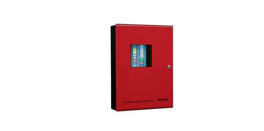 Conventional 4 Zone Fire Alarm Panel