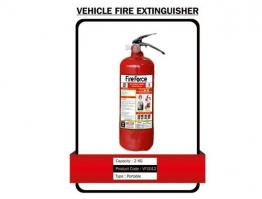 VEHICLE FIRE EXTINGUISHER