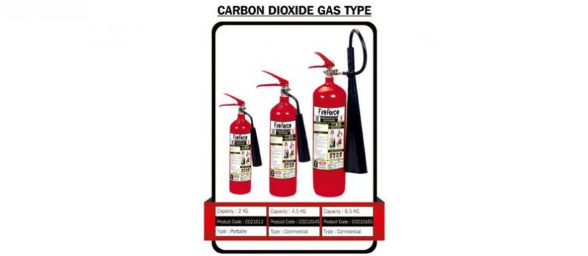 CARBON DIOXIDE GAS TYPE