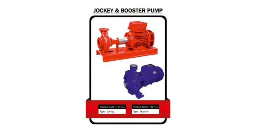 JOCKEY & BOOSTER PUMP