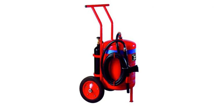 Water Co2 Type – Trolley Mounted