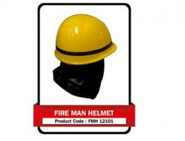 Fire Man Helmet